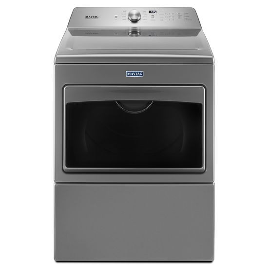 Maytag Large Capacity Electric Dryer with IntelliDry® Sensor – 7.4 cu. ft.