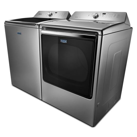 Model: MEDB835DC | Maytag 8.8 cu. ft. Extra-Large Capacity Dryer with Advanced Moisture Sensing