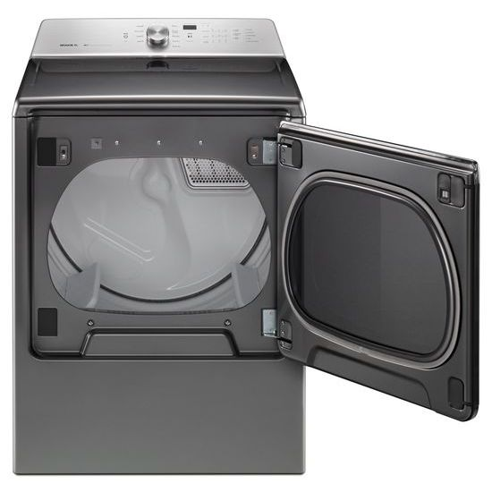 Model: MEDB835DC | 8.8 cu. ft. Extra-Large Capacity Dryer with Advanced Moisture Sensing