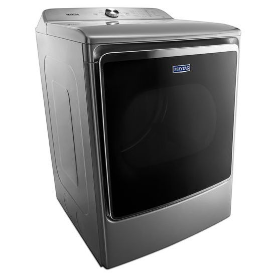 Model: MEDB955FC | Maytag Top Load Dryer with the PowerDry System and Extra Moisture Sensor – 9.2 cu. ft.