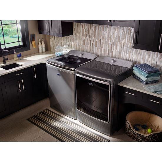 Model: MEDB955FC | Maytag Extra-Large Capacity Dryer with Extra Moisture Sensor – 9.2 cu. ft.