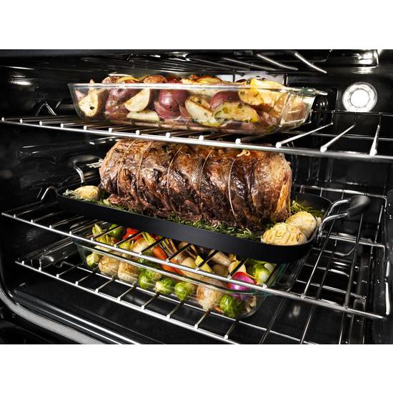 Model: MEW9530FZ | 30-Inch Wide Single Wall Oven with True Convection - 5.0 cu. ft.