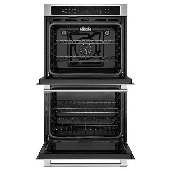 Model: MEW9630FZ | 30-Inch Wide Double Wall Oven With True Convection - 10.0 Cu. Ft.