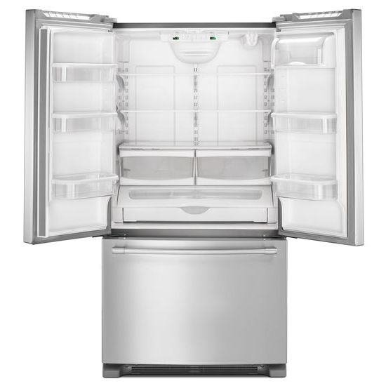 Model: MFC2062FEZ | 36- Inch Wide Counter Depth French Door Refrigerator - 20 Cu. Ft.