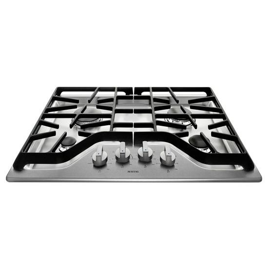 Maytag 30-inch Wide Gas Cooktop with Power™ Burner