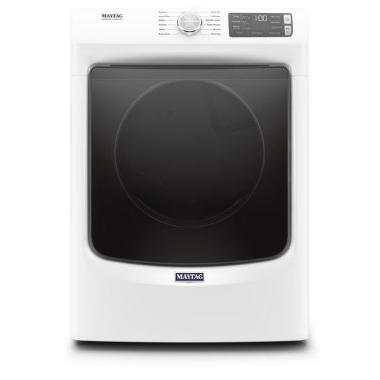 Maytag Front Load Gas Dryer with Extra Power and Quick Dry Cycle - 7.3 cu. ft.