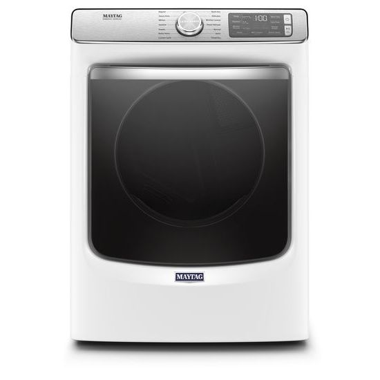 Maytag Smart Front Load Gas Dryer with Extra Power and Advanced Moisture Sensing with industry-exclusive extra moisture sensor - 7.3 cu. ft.