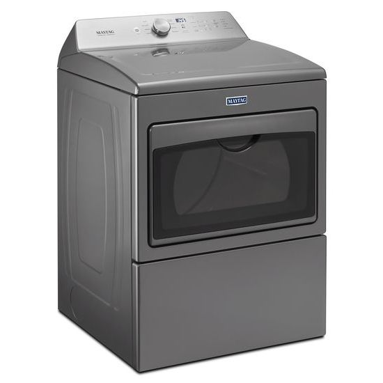 Model: MGDB765FC | Large Capacity Gas Dryer with IntelliDry® Sensor – 7.4 cu. ft.