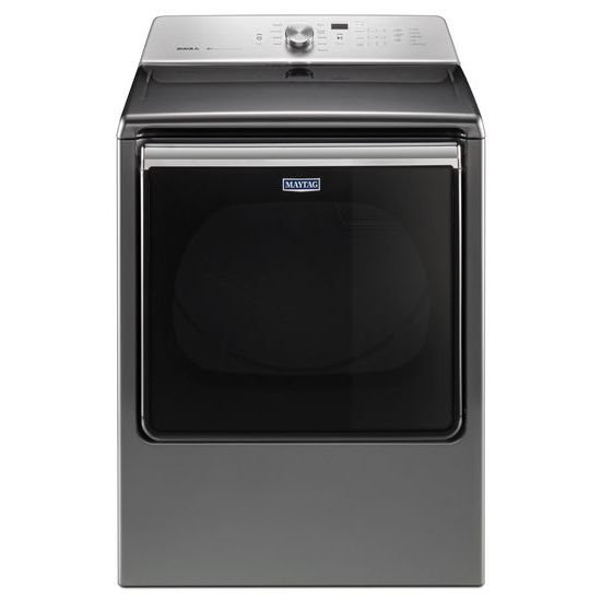 Maytag 8.8 cu. ft. Extra-Large Capacity Gas Dryer with Advanced Moisture Sensing