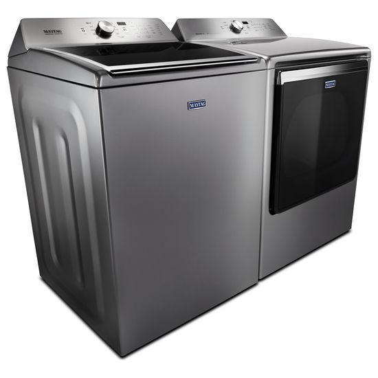 Model: MGDB835DC | 8.8 cu. ft. Extra-Large Capacity Gas Dryer with Advanced Moisture Sensing