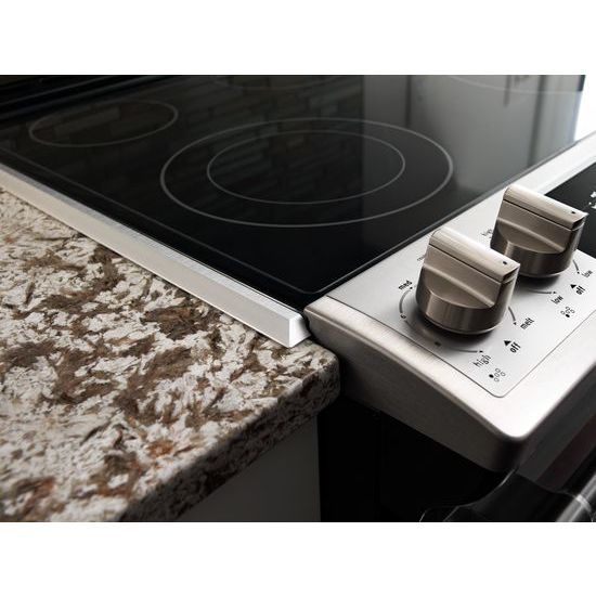 Model: MGS8800FZ | Maytag 30-INCH WIDE SLIDE-IN GAS RANGE WITH TRUE CONVECTION AND FIT SYSTEM - 5.8 CU. FT.
