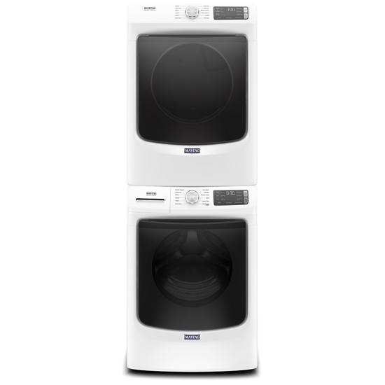 Model: MHW6630HW | Maytag Front Load Washer with Extra Power and 16-Hr Fresh Hold® option - 4.8 cu. ft.