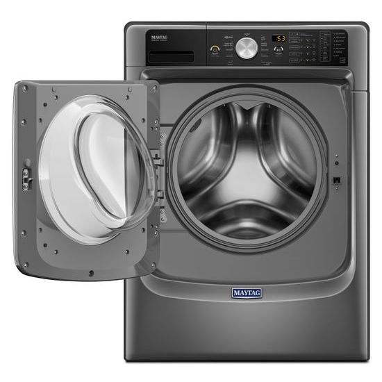 Model: MHW8200FC | Maytag Front Load Washer with Optimal Dose Dispenser and PowerWash® System – 4.5 cu. ft.