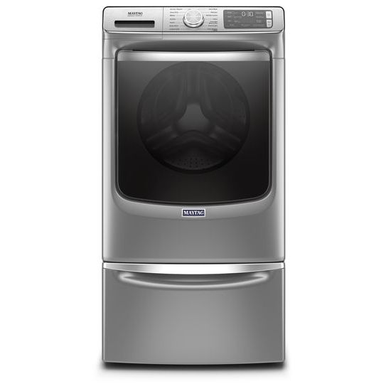 Model: MHW8630HC | Smart Front Load Washer with Extra Power and 24-Hr Fresh Hold® option - 5.0 cu. ft.