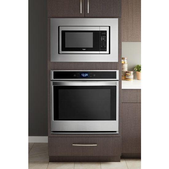 Model: MK2160AZ | Unbranded 30 in. Microwave Trim Kit
