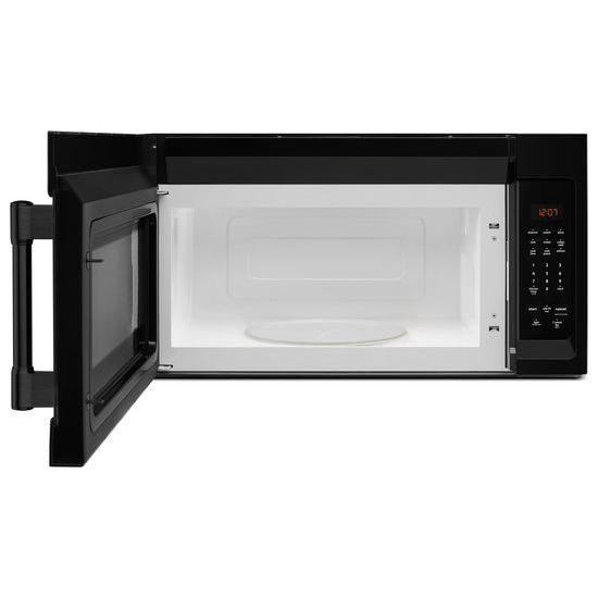 Model: MMV1174FB | Maytag Compact Over-The-Range Microwave - 1.7 Cu. Ft.