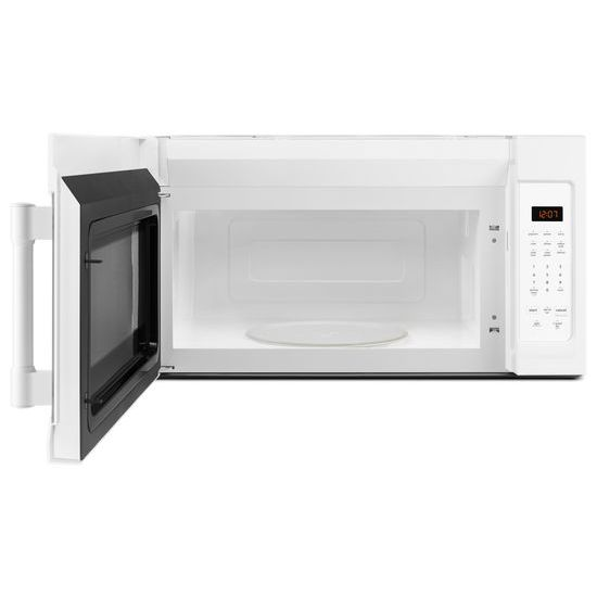 Model: MMV1174FW | Maytag Compact Over-The-Range Microwave - 1.7 Cu. Ft.