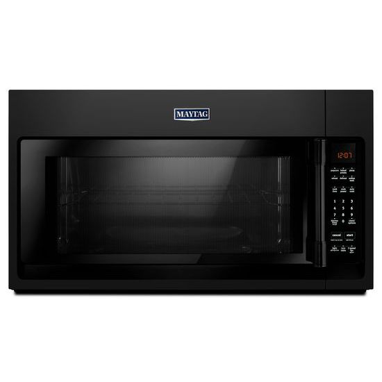 Model: MMV4206FB | Maytag Over-The-Range Microwave With Interior Cooking Rack - 2.0 Cu. Ft.