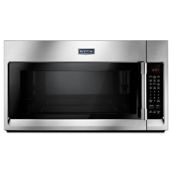 Maytag Over-The-Range Microwave With WideGlide™ Tray - 2.1 Cu. Ft.
