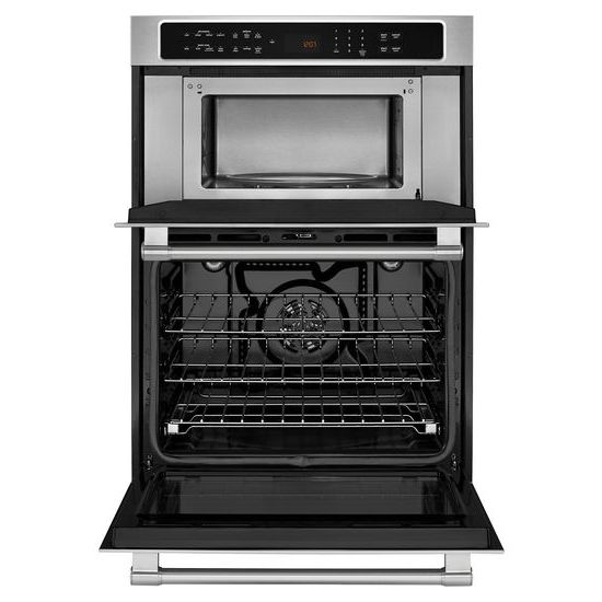 Model: MMW9730FZ | Maytag 30-INCH WIDE COMBINATION WALL OVEN WITH TRUE CONVECTION - 6.4 CU. FT.