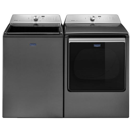 Model: MVWB835DC | Maytag Extra-Large Capacity Washer with Deep Clean Option- 5.3 Cu. Ft.