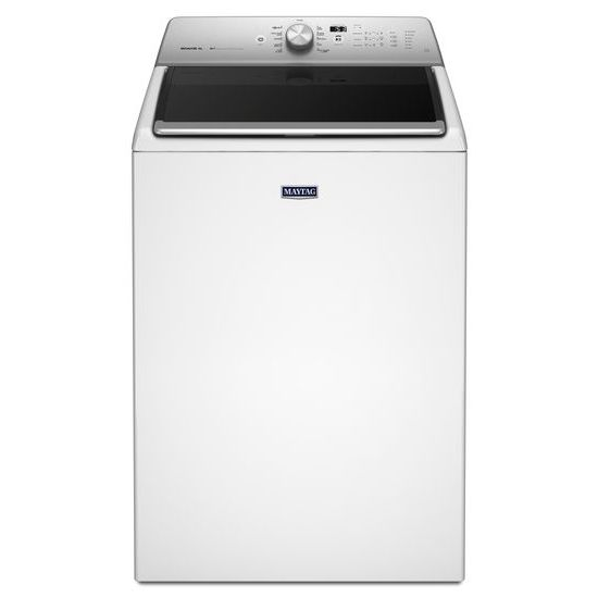Model: MVWB835DW | Maytag TOP LOAD LARGE CAPACITY WASHER WITH DEEP CLEAN OPTION- 5.3 CU. FT.