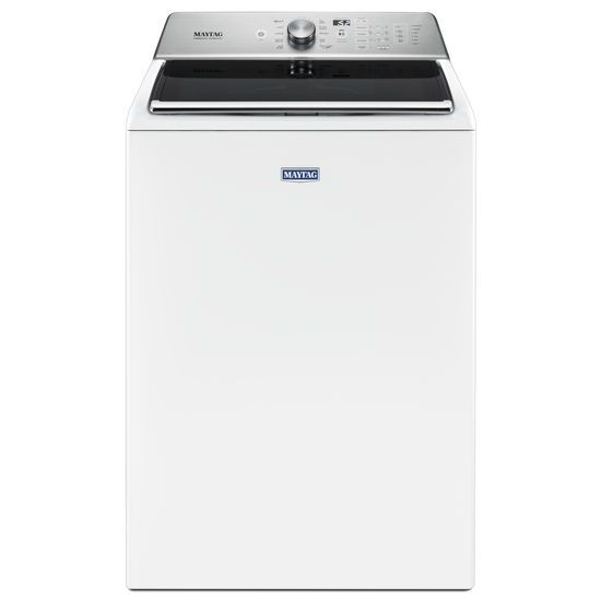 Maytag Top Load Washer with the Deep Fill Option and PowerWash® Cycle – 5.2 cu. ft.