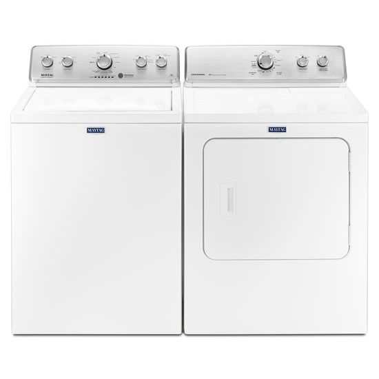 Model: MVWC565FW | Top Load Washer with the Deep Water Wash Option and PowerWash® Cycle – 4.2 cu. ft.