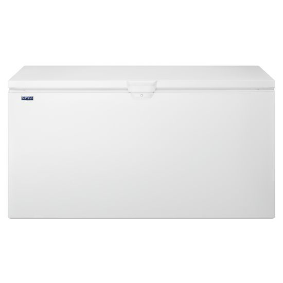 Maytag 22 cu. ft. Chest Freezer with Door Lock