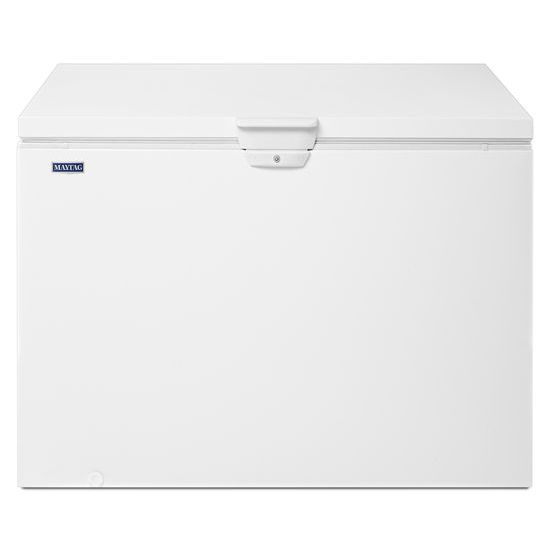 Model: MZC31T15DW | Maytag 15 cu. ft. Chest Freezer with Door Lock