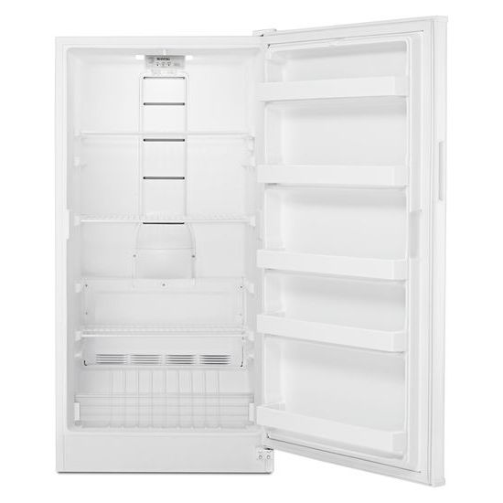 Model: MZF34X16DW | 16 cu. ft. Frost Free Upright Freezer with FastFreeze Option