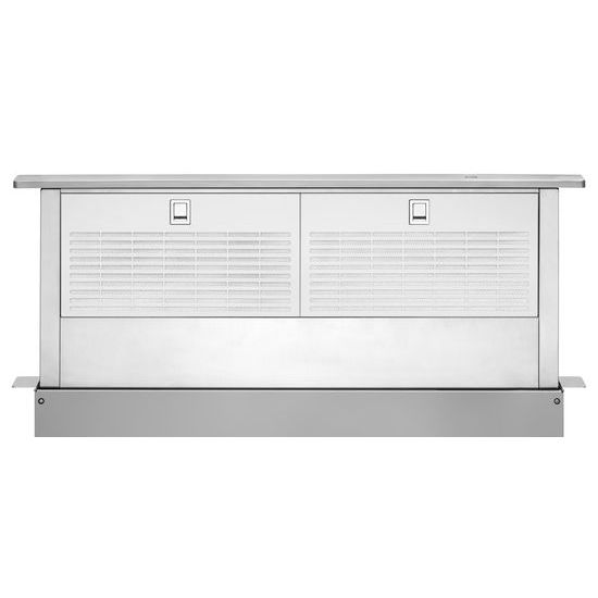 "Model: UXD8636DYS | Unbranded 36"" Retractable Downdraft System with Interior Blower Motor"