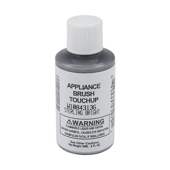 Unbranded Sterling Bright Appliance Touchup Paint