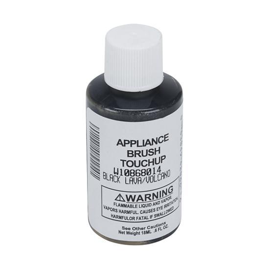 Unbranded Black Lava Appliance Touchup Paint