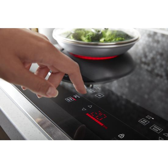 Model: WCE97US0HS | Whirlpool 30-inch Electric Ceramic Glass Cooktop with Two Dual Radiant Elements