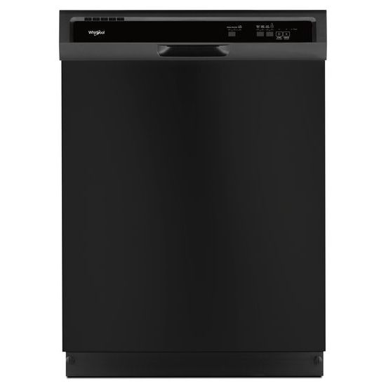 Model: WDF331PAHB | Heavy-Duty Dishwasher with 1-Hour Wash Cycle