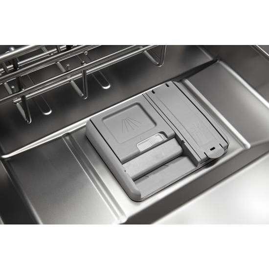 Model: WDF518SAHW | Small-Space Compact Dishwasher with Stainless Steel Tub