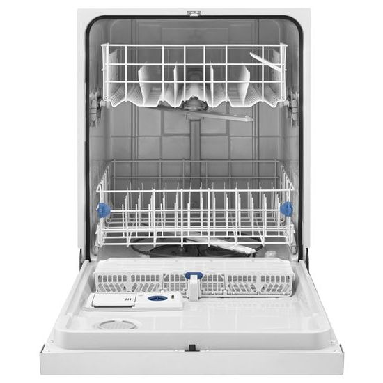 Model: WDF520PADM | Whirlpool ENERGY STAR® certified dishwasher with 1-Hour Wash cycle
