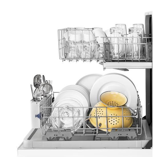 Model: WDT710PAHW | Whirlpool Dishwasher with Sensor Cycle
