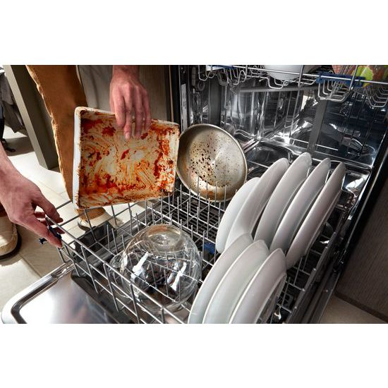 Model: WDT750SAHV | Stainless Steel Tub Dishwasher with TotalCoverage Spray Arm