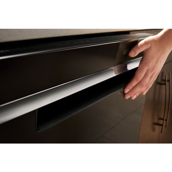 Model: WDTA50SAHV | Whirlpool Stainless Steel Tub Pocket Handle Dishwasher with TotalCoverage Spray Arm