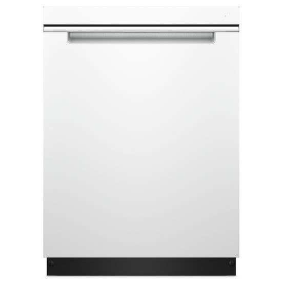 Whirlpool Stainless Steel Tub Pocket Handle Dishwasher with TotalCoverage Spray Arm