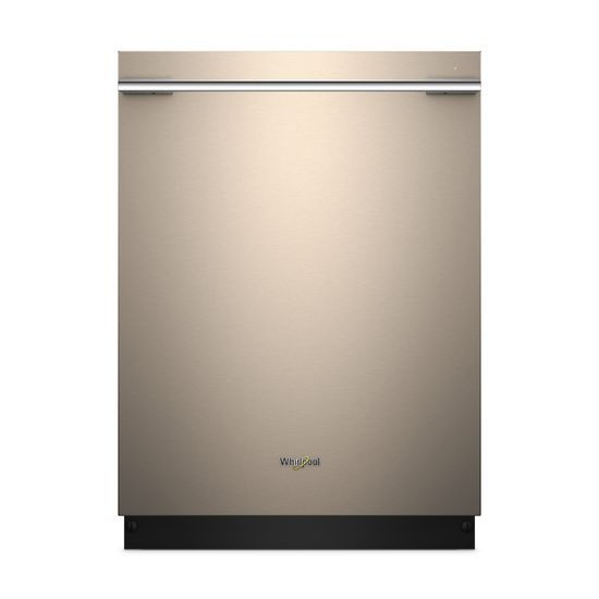 Whirlpool Smart Dishwasher with Third Level Rack