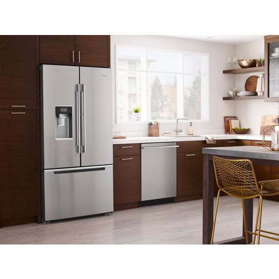 Model: WDTA75SAHZ | Whirlpool Smart Dishwasher with Third Level Rack