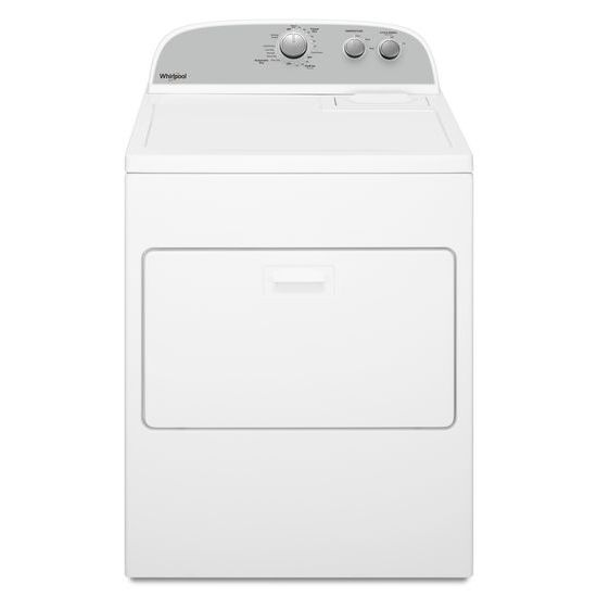 Whirlpool 7.0 cu. ft. Top Load Electric Dryer with AutoDry™ Drying System