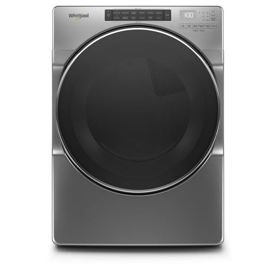 Model: WED6620HC | Whirlpool 7.4 cu. ft. Front Load Electric Dryer with Steam Cycles