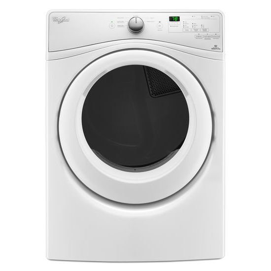 Whirlpool 7.4 cu.ft Front Load Electric Dryer with Advanced Moisture Sensing , 6 cycles