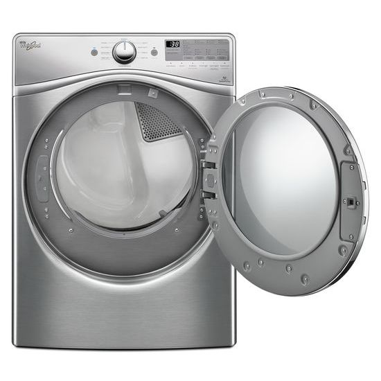 Model: WED92HEFU | Whirlpool 7.4 cu.ft Front Load Electric Dryer with Advanced Moisture Sensing, EcoBoost™