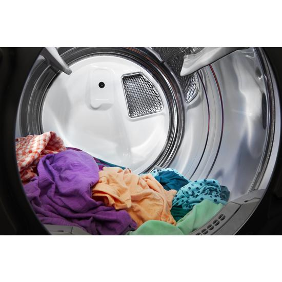 Model: WED9620HBK | 7.4 cu. ft. Smart Front Load Electric Dryer