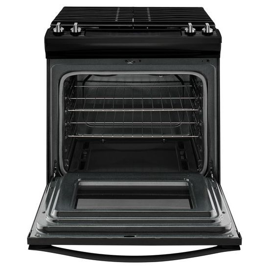 Whirlpool 5.0 cu. ft. Front Control Gas Range with Cast-Iron Grates